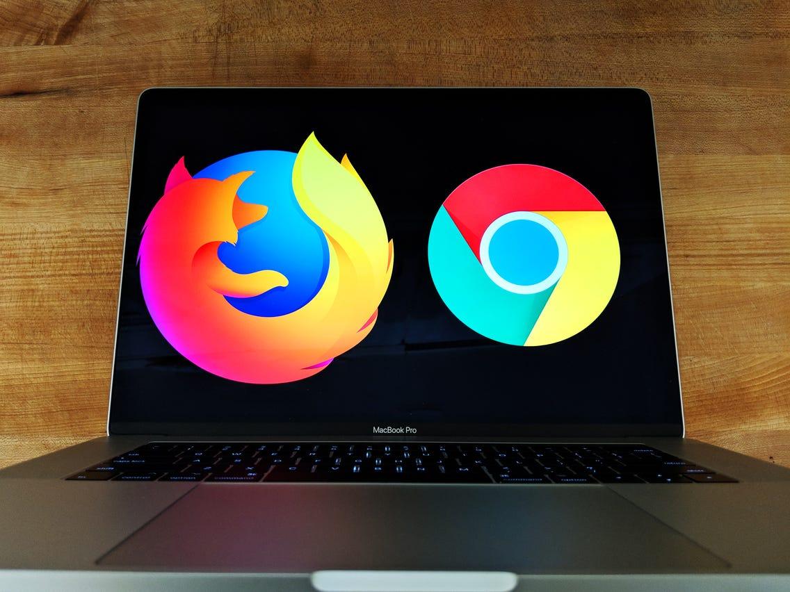 Chrome dan Firefox Tahan Serangan
