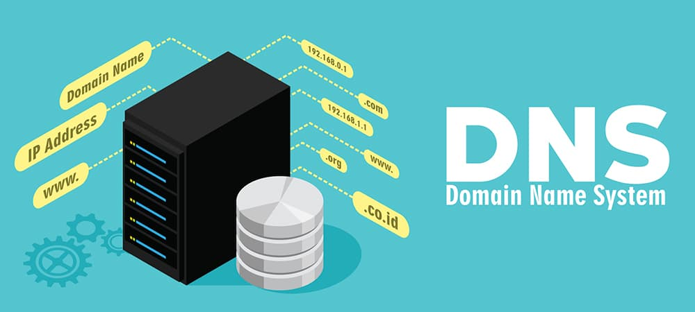 Mengenal DNS