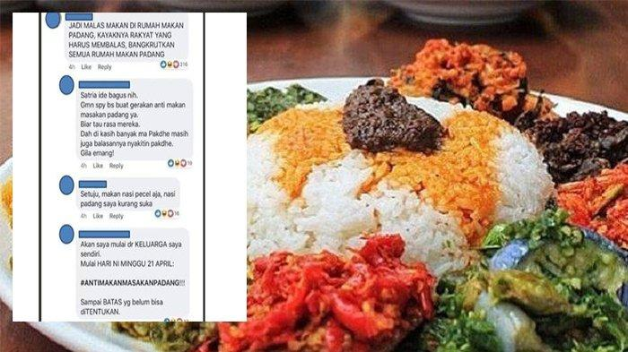 Boikot Nasi Padang