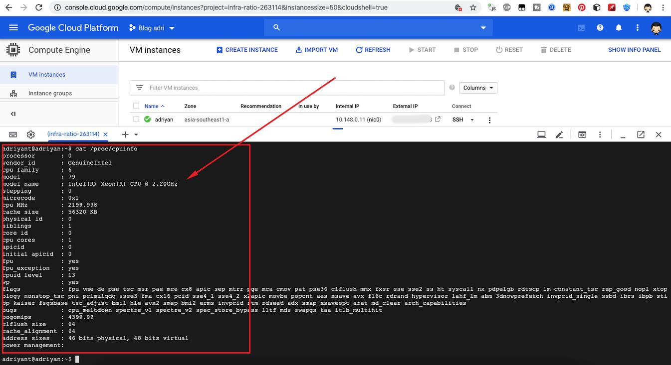 Cara Membuat VPS di Google Cloud dan Gratis Kredit $300