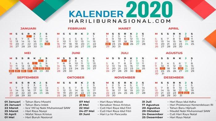 Download Kalender 2020