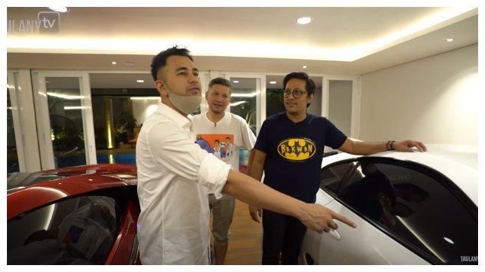 Raffi Ahmad dan Andre Taulany Pernah rebutan Membeli Toyota Supra MK4 dengan harga fantastis