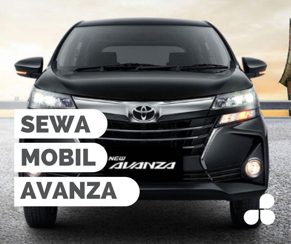 sewa mobil avanza di pekanbaru