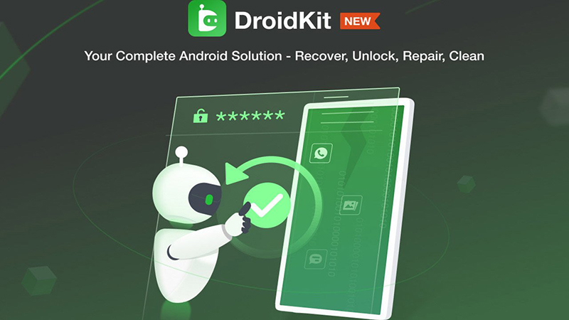 DroidKit App, Solusi Lengkap untuk Masalah Android Anda