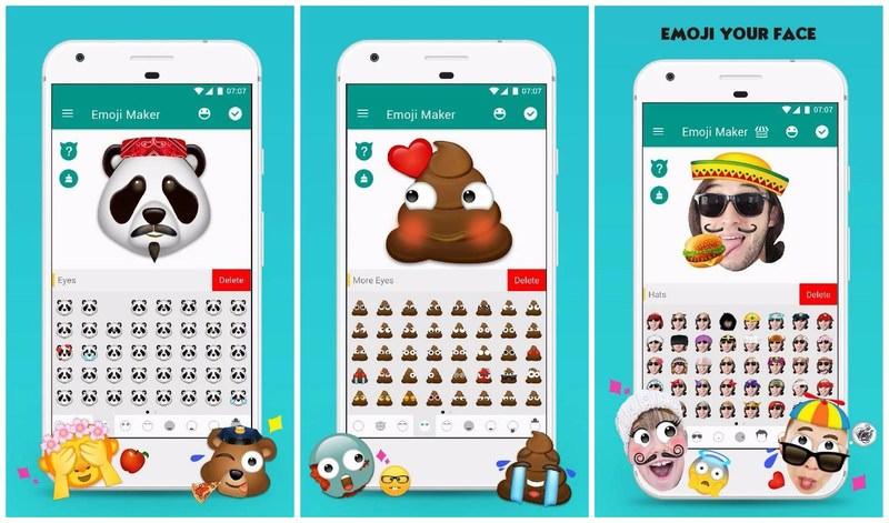 Emoji Maker by Maker Develop Team